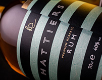 Hattiers Premium Reserve Rum
