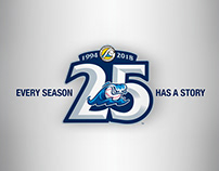 West Michigan Whitecaps – 25th Season Campaign