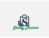 Shady Market Logo Concepts