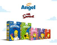 CEREALES ANGEL EDICION LOS SIMPSONS
