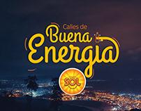 Calles de buena energía/ Chocolate Sol