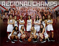 Girls Team Poster