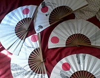 Fans - serie n1 Kim red