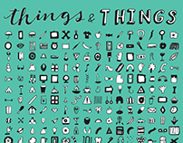 Things & Things Poster