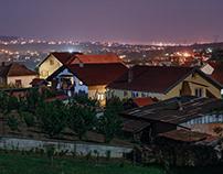 SERBIA by NIGHT