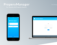 Property Manager Web & iOS App