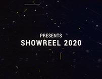 Slice Cube CGI Showreel 2020