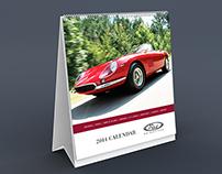RM Auctions 2014 Calendar