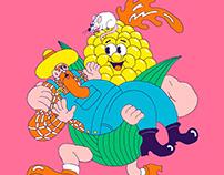 """""""Sweet corn"""""""