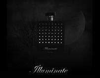 Illuminate: a concept perfume for Calvin Klein