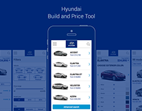 Hyundai Build and Price Tool