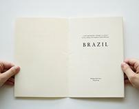 Screenplay typography