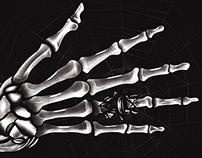 """""""El anatomista y el juego de las arañas"""""""