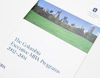 Columbia Executive MBA Brochure