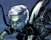Happy Birthday Mr. Giger