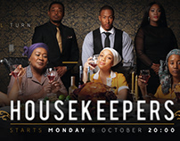 Mzansi Magic Housekeepers