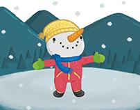 Winter Hokey Pokey