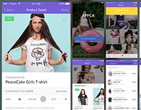 Appca - iOS Ui Kit for Sketch App