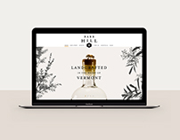 Barr Hill | Website Design