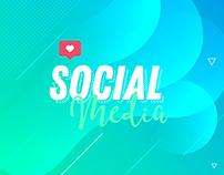 Social Media - Clínicas Veterinárias