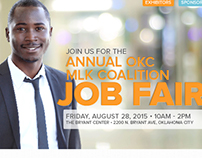 Annual MLK Coalition Job Fair Website