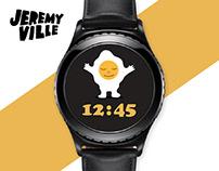 MR TIME x Jeremyville