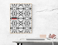 Pattern & Surface Poster