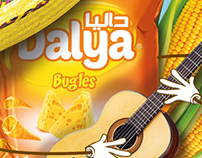 Dalya Bugles Chips