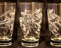 Gundam Glasses
