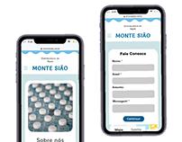 Site - Monte Sião