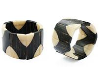 Teka Wood Bracelets