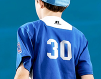 Little League Uniform Builder Web Site