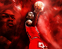 The GOAT - Michael Jordan