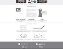 Projeto - Conceito de layout