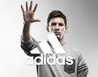 adidas: I'm Here To Create feat. Leo Messi