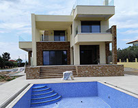 RESIDENTIAL HOUSE IN POTIDEA CHALKIDIKI GREECE