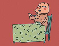 皮蛋粥の诞生