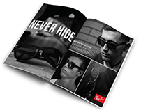 Ray Bans x Never Hide