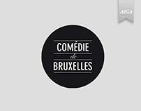 COMEDIE DE BRUXELLES