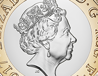 The NEW 1£ COIN