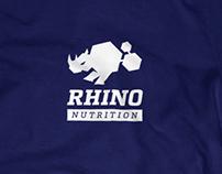 Rhino Nutrition Branding