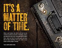 NAPA Farm Print Ad