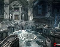 Gears of War: Judgment concept art