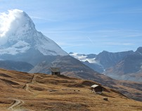 Swiss Alps - Matterhorn