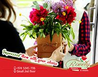 Rovely Qatar Valentine Ads