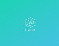 PLUG IOT - Branding Design