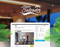 Alugue Salvador   Site