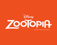 Zootopia Theme Park (Concept)