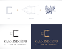 Logo CC - Designer de Interiores