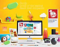 Goody Social Media Summer Campaign